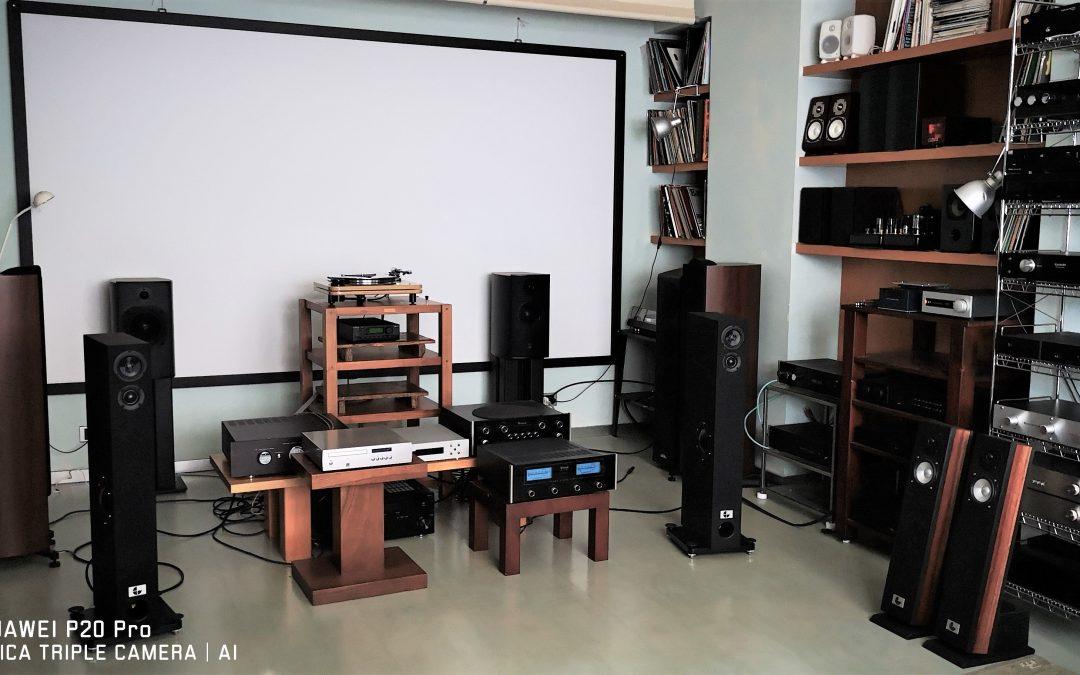 I diffusori acustici